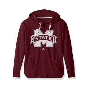 Adidas Mississippi State Bulldogs Women's Hoodie S